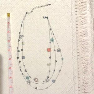 Jewelry - 5/$30 Layered, Floral Necklace